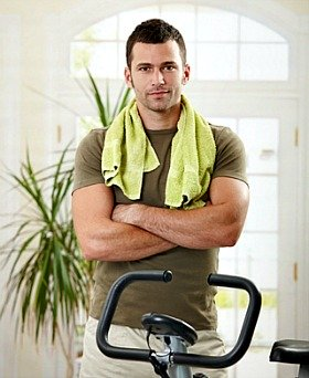 Best exercise equipment for the obese is not necessarily those commonly found in gyms.